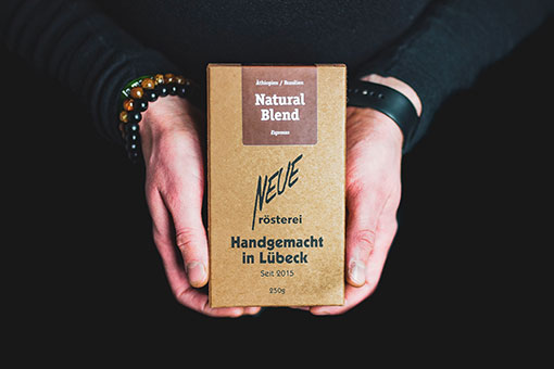espresso natural blend